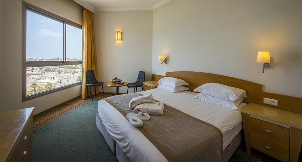 Palm Beach Hotel Akko | Bedroom